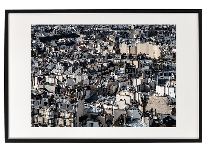 Paris Rooftops (v.1) - Aleyah Solomon Photography