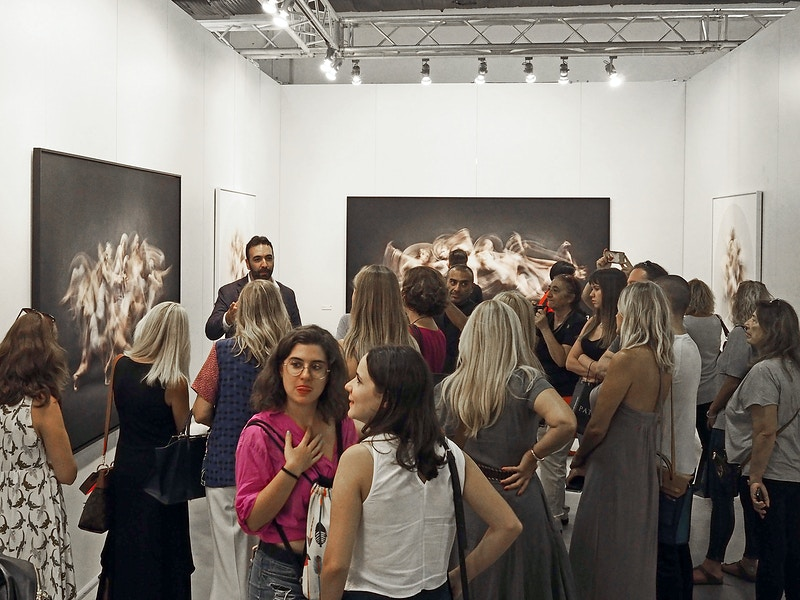 Contemporary Art Fair 2017 - Ali Alışır