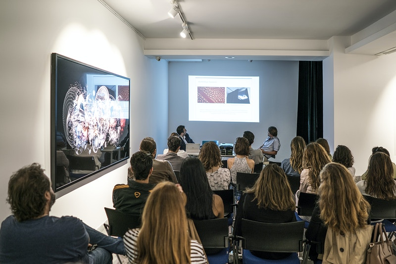 Bozlu Art Project Artist Talk 2016 - Ali Alışır