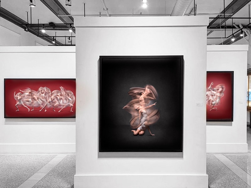 Hybrid Souls Preview At Galerie Le Royer 2019 - Ali Alışır