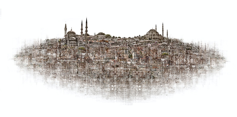 Virtual Places 2011 - Ali Alışır