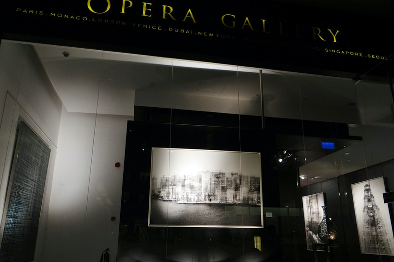 Opera Gallery Exhibition 2013 - Ali Alışır
