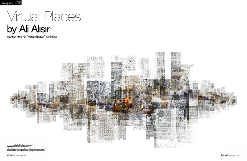 Virtual Places 2 - Ali Alışır