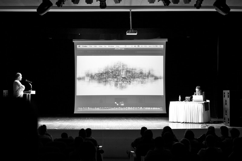 Tfsd Photo Festival Artist Talk 2011 - Ali Alışır