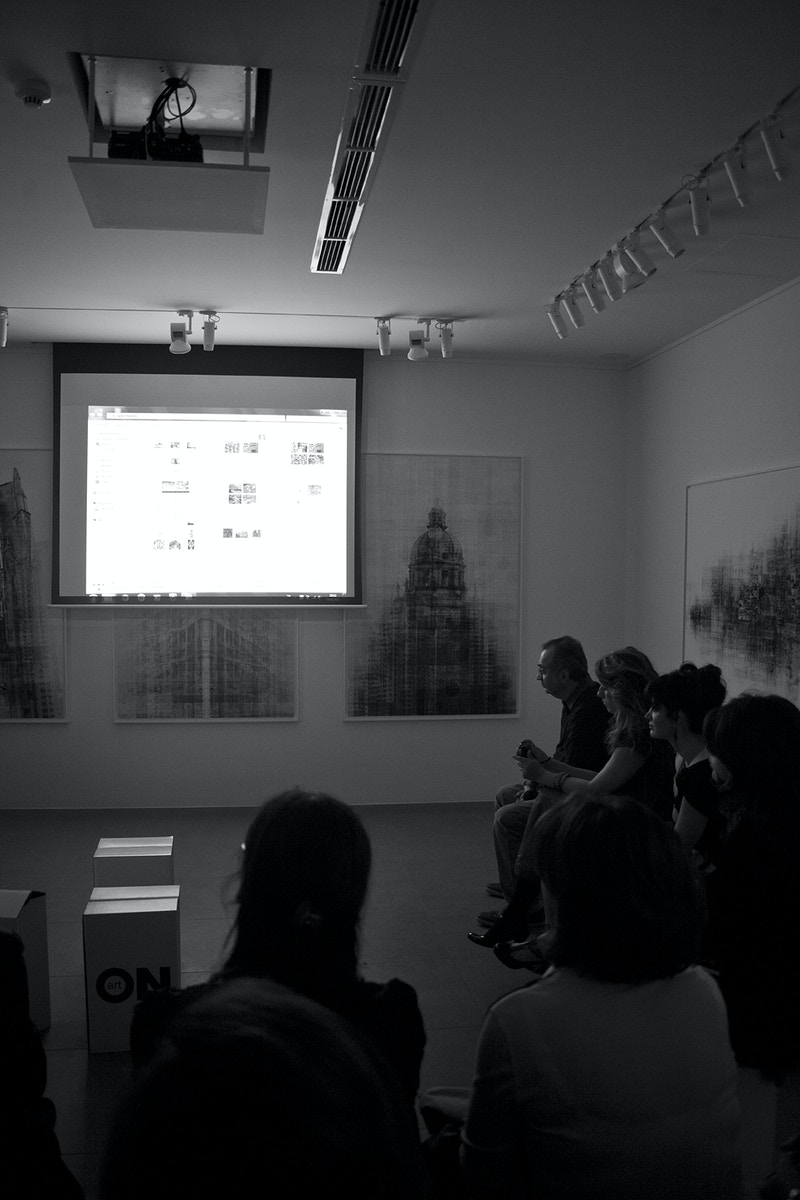 Art And Design Week Artist Talk 2011 - Ali Alışır