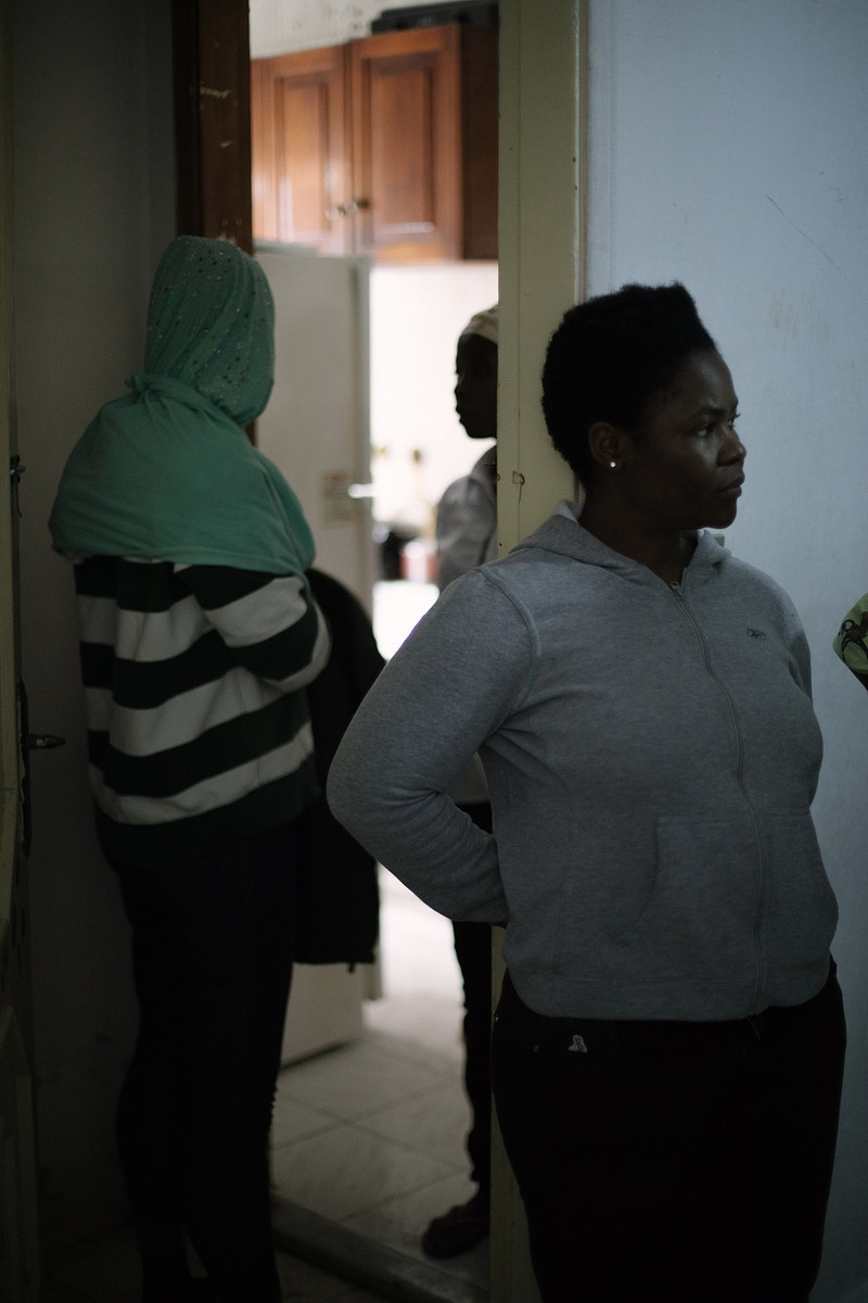 Domestic Workers Hit By The Covid 19 On Going - Aline Deschamps