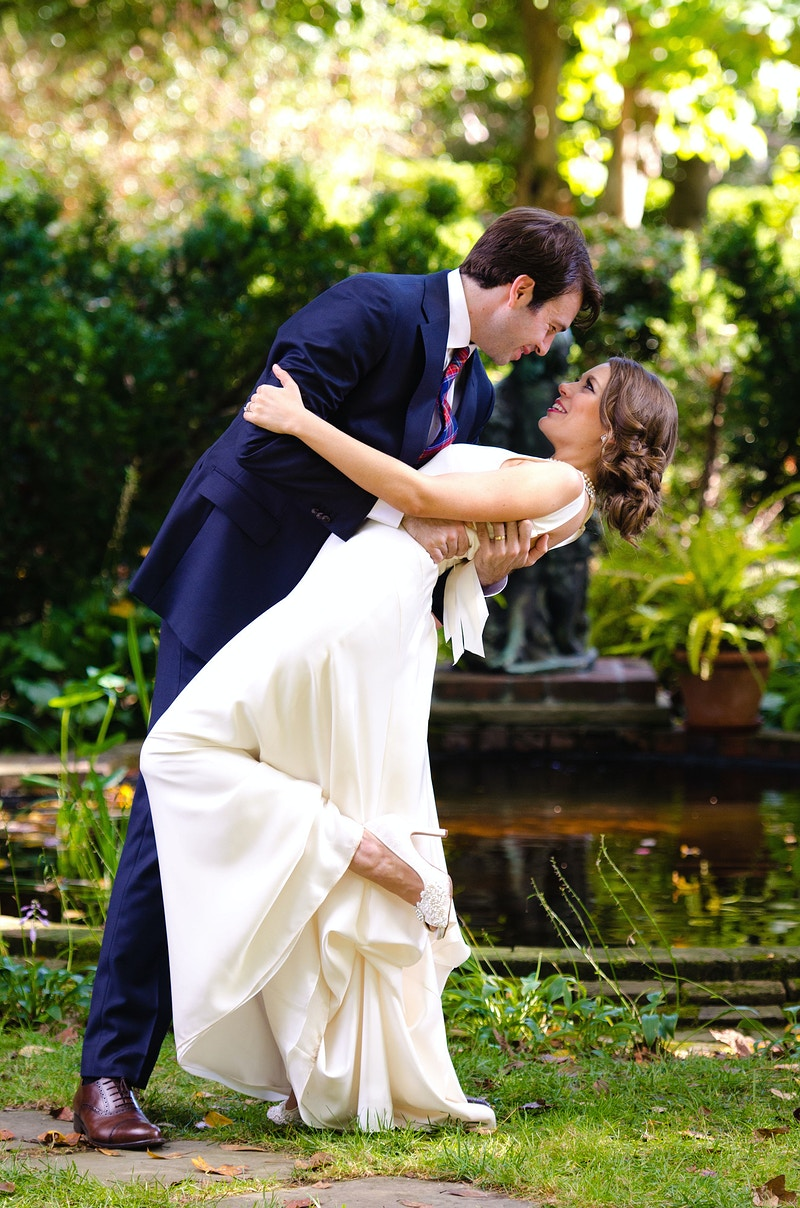 Georgetown Garden Wedding - AMANDA GILLEY PHOTOGRAPHY