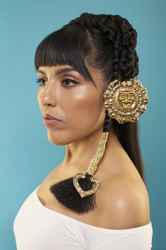 Adornment - AMANDA LOPEZ | Los Angeles Portait Photographer | Music, Culture, Lifestyle, Editorial, Fine Art, Photography