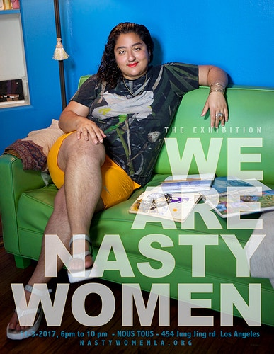 We Are Nasty Women - AMANDA LOPEZ | Los Angeles Portait Photographer | Music, Culture, Lifestyle, Editorial, Fine Art, Photography