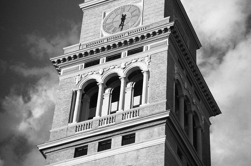 Clock Tower. (Film) - AMP Imagery