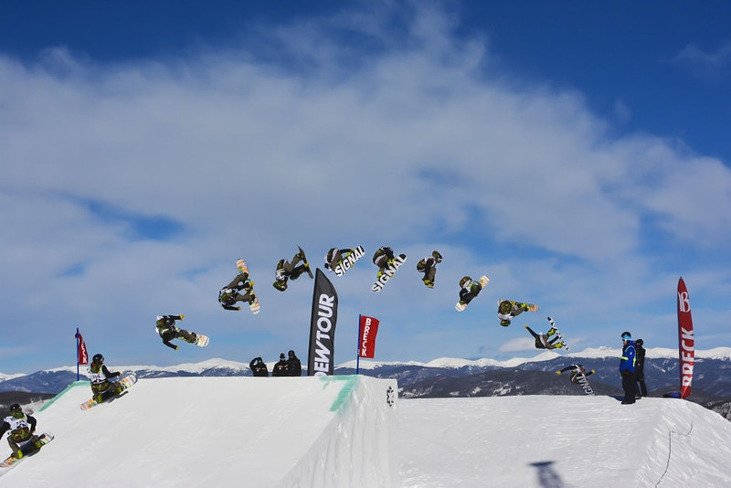 Spencer Link for Signal Snowboards - AMP Imagery