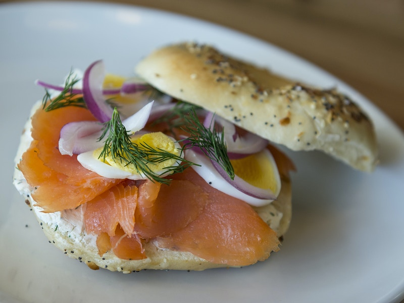 Bagel and Lox - AMP Imagery