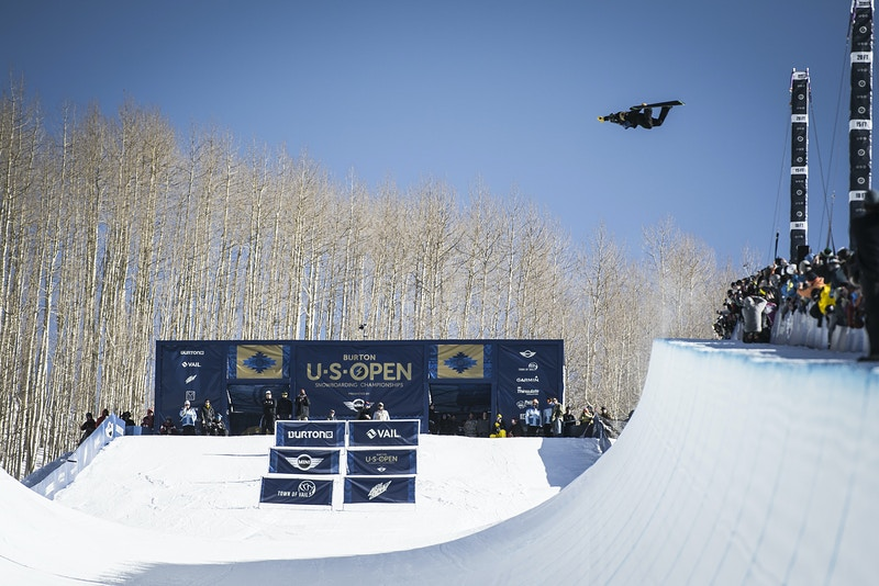 Taylor Gold at US Open in Vail - AMP Imagery