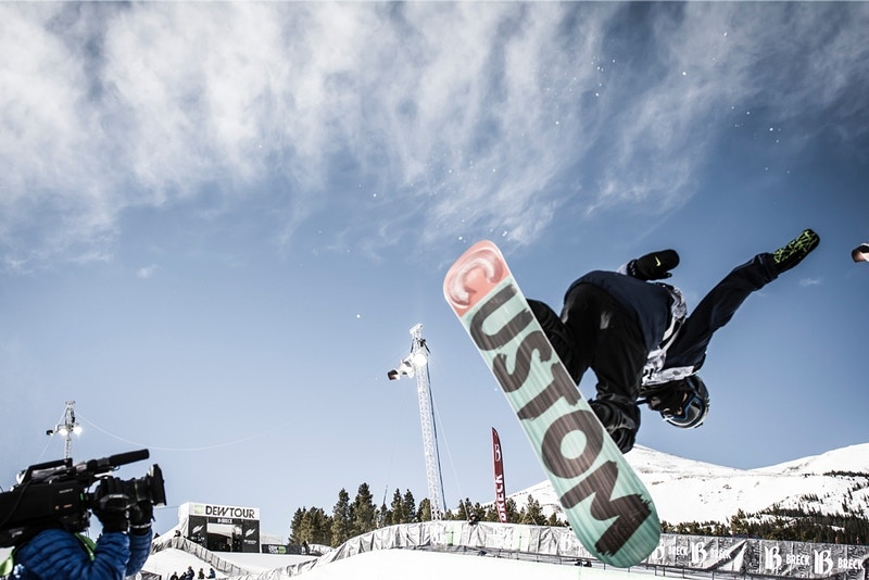 2014 Dew Tour at Breckenridge - AMP Imagery