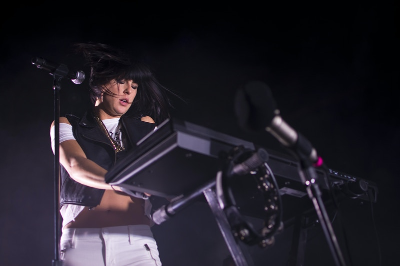 Phantogram Ogden Theater - AMP Imagery