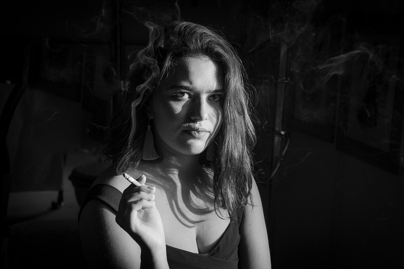 Black And White - Anabelen Photography