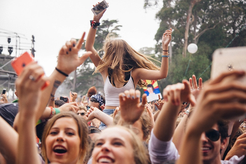 Outside Lands - Photos  by  Stassie