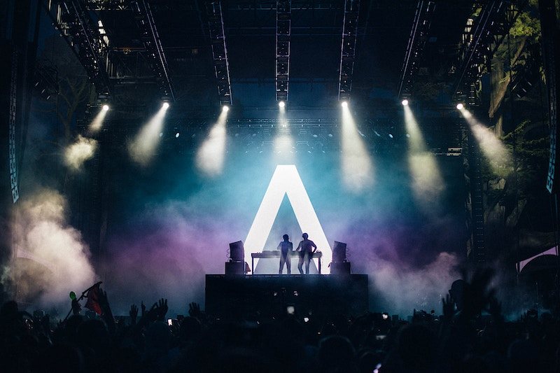 Axwell /\ Ingrosso, Outside Lands - Photos  by  Stassie