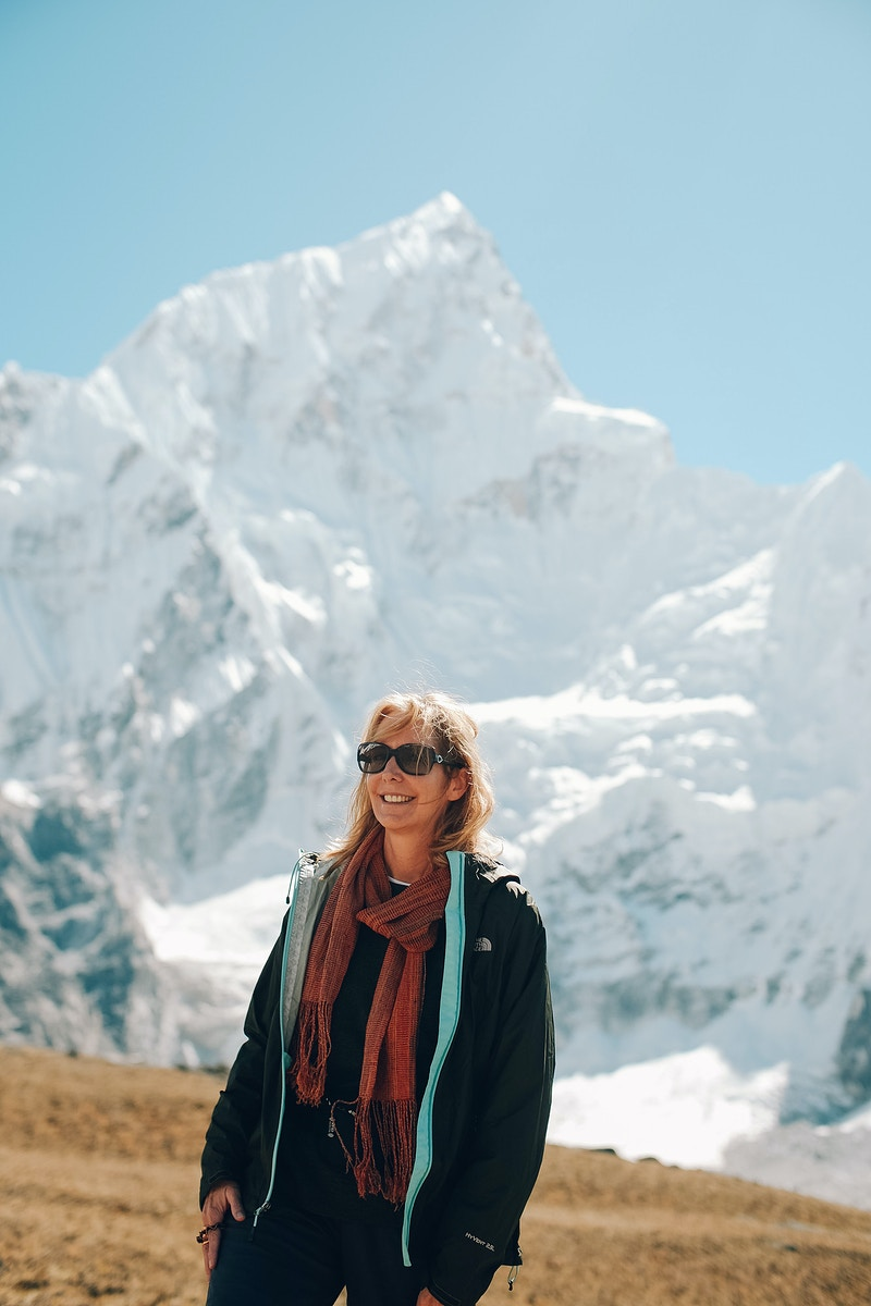 Heart Of The Himilayas - Andie Biggs
