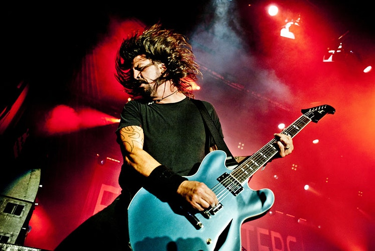 Foo Fighters - Andreas Terlaak Photography