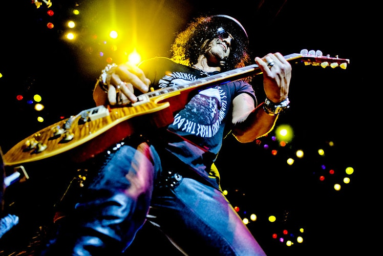 Slash - Andreas Terlaak Photography