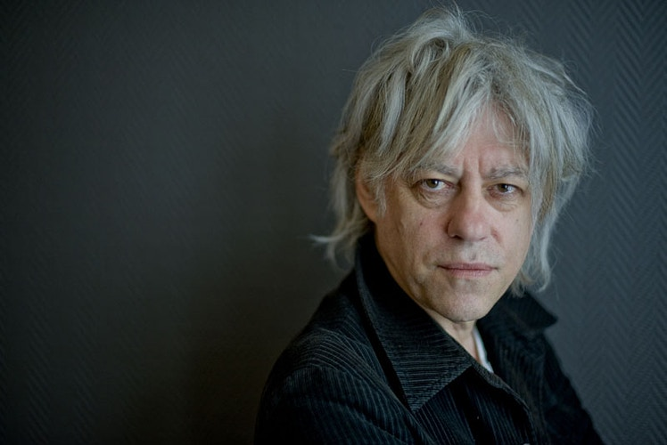 Bob Geldof - Andreas Terlaak Photography