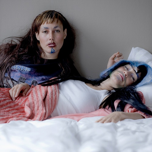 CocoRosie - Andreas Terlaak Photography