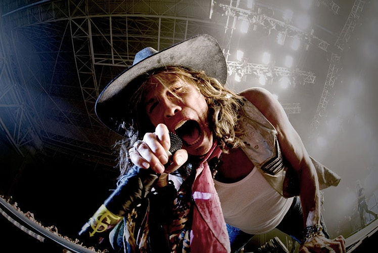 Aerosmith - Andreas Terlaak Photography