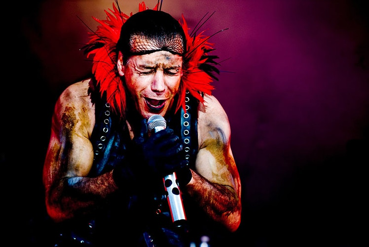 Rammstein - Andreas Terlaak Photography