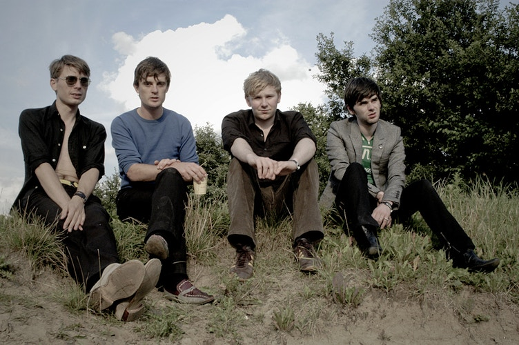 Franz Ferdinand - Andreas Terlaak Photography