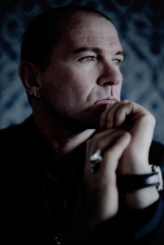 Gavin Friday - Andreas Terlaak Photography