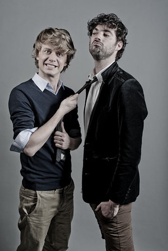 Wouter Hamel and Ruben Hein - Andreas Terlaak Photography