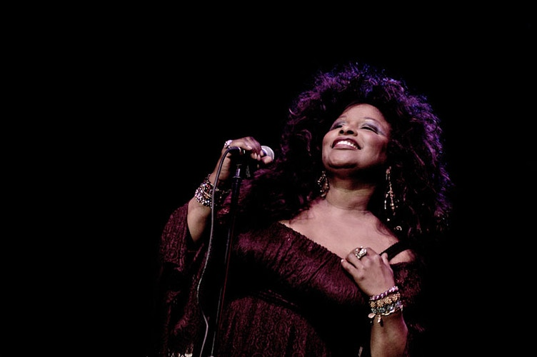 Chaka Khan - Andreas Terlaak Photography