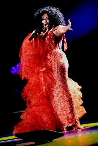 Diana Ross - Andreas Terlaak Photography