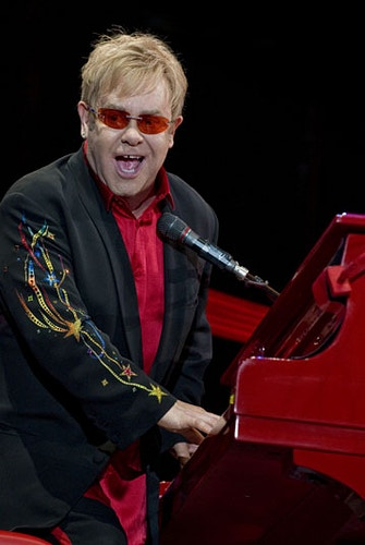 Elton John - Andreas Terlaak Photography