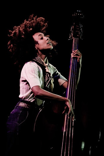 Esperanza Spalding - Andreas Terlaak Photography