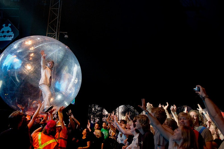 Flaming Lips - Andreas Terlaak Photography