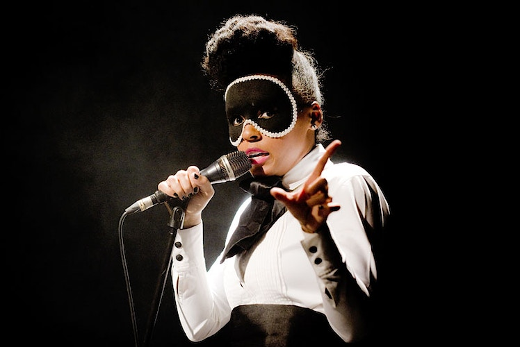 Janelle Monnae - Andreas Terlaak Photography