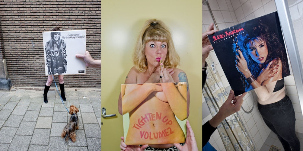 Sleevefaces - Andreas Terlaak Photography