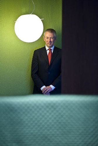Eelco Blok (CEO KPN) - Andreas Terlaak Photography