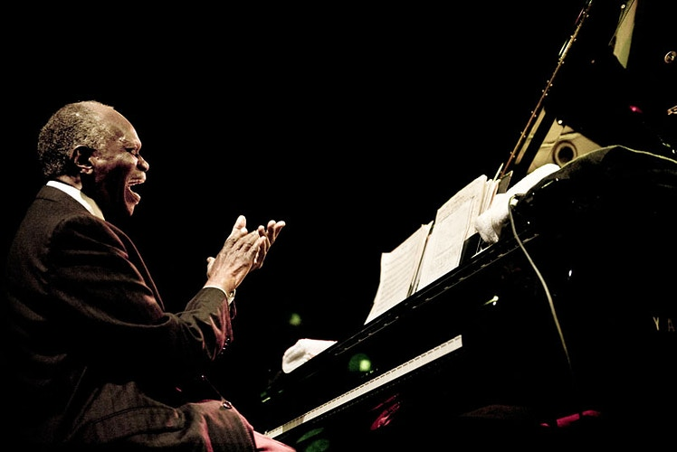 Hank Jones - Andreas Terlaak Photography