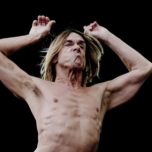 Iggy Pop - Andreas Terlaak Photography