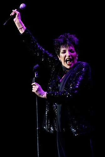 Liza Minelli - Andreas Terlaak Photography