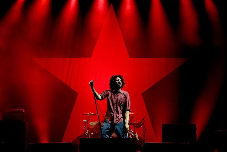 Rage Against The Machine - Andreas Terlaak Photography