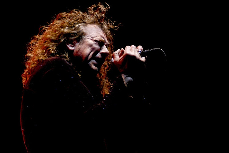 Robert Plant - Andreas Terlaak Photography