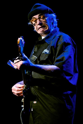 Ry Cooder - Andreas Terlaak Photography