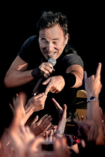 Bruce Springsteen - Andreas Terlaak Photography