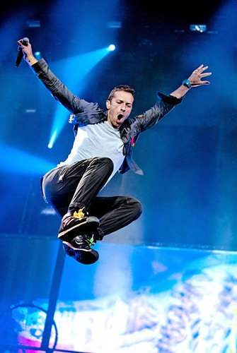 Coldplay - Andreas Terlaak Photography