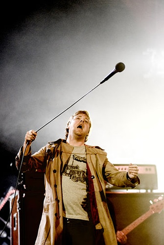 Kaiser Chiefs - Andreas Terlaak Photography