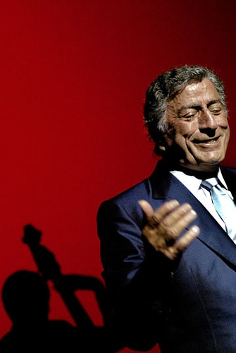 Tony Bennett - Andreas Terlaak Photography